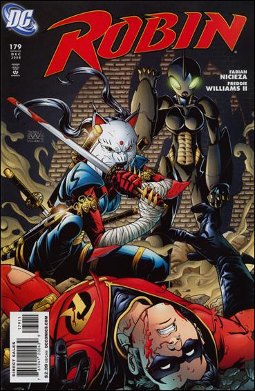 Robin (1993) 179-A by DC