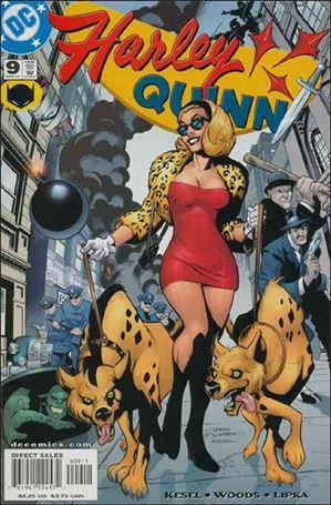 Harley Quinn (2000) 9-A