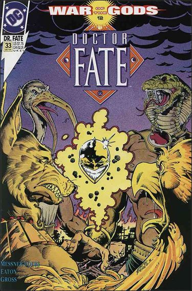 Doctor Fate (1988) 33-A by DC