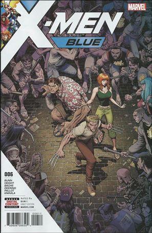 X-Men: Blue 6-A