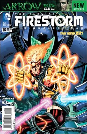 Fury of Firestorm: The Nuclear Man 16-A