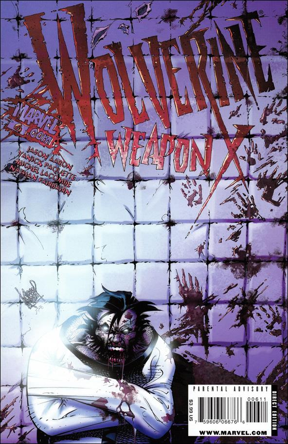 Wolverine: Weapon X 6-A by Marvel