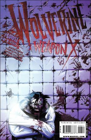 Wolverine: Weapon X 6-A