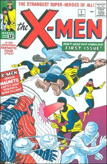 X-Men Omnibus 1-A by Marvel