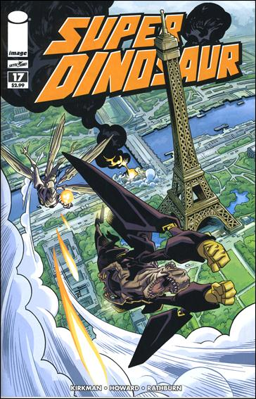Super Dinosaur 17-A by Skybound Entertainment
