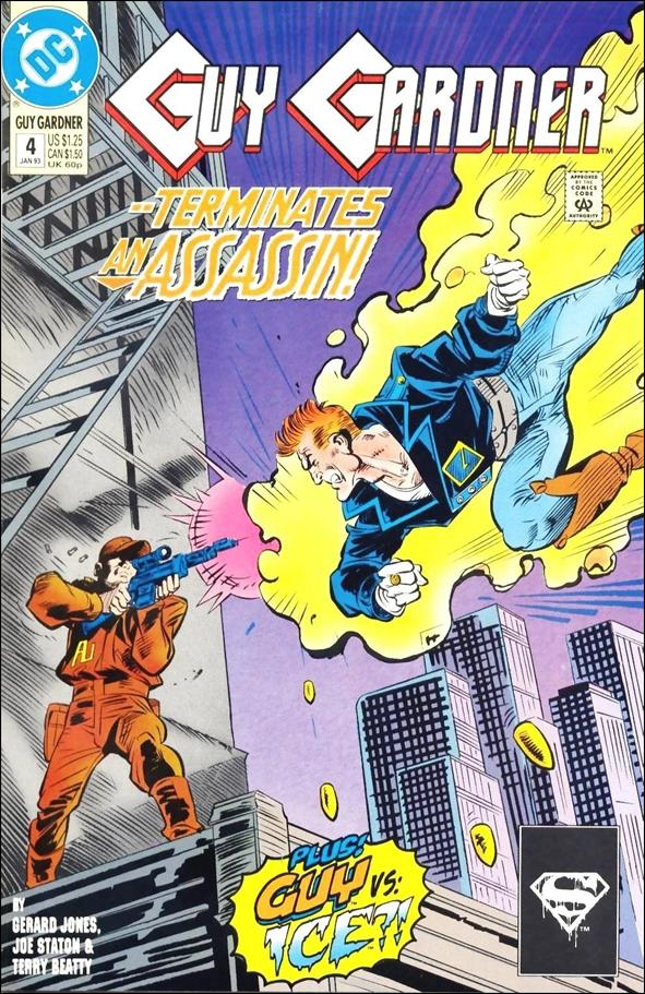 Guy Gardner 4-A by DC