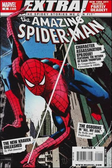 Amazing Spider-Man: Extra! 3-A by Marvel