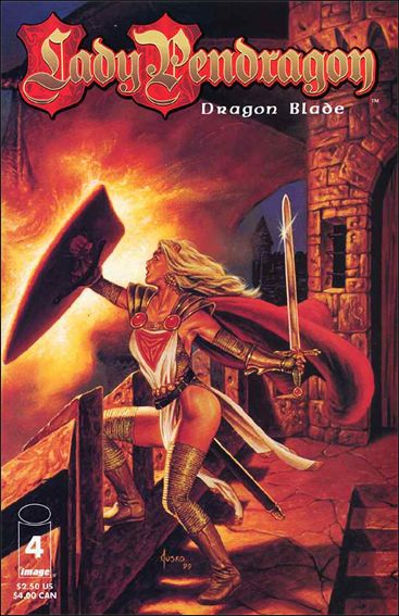 Lady Pendragon (1999) 4-A by Image