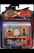 Street Fighter X Tekken Minimates (Exclusives) Zangief vs Marduk