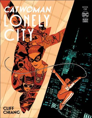 Catwoman: Lonely City 1-A