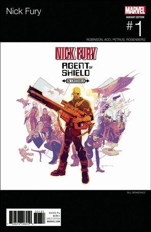 Nick Fury 1-B
