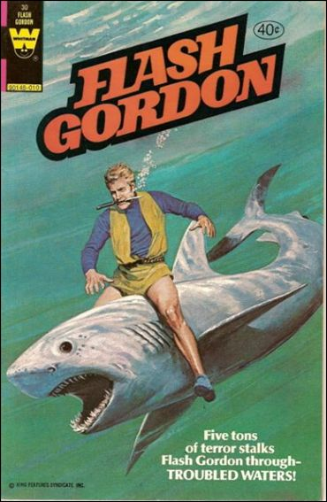 Flash Gordon (1980) 30-A by Whitman