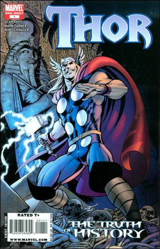 Thor: Truth of History 1-A by Marvel