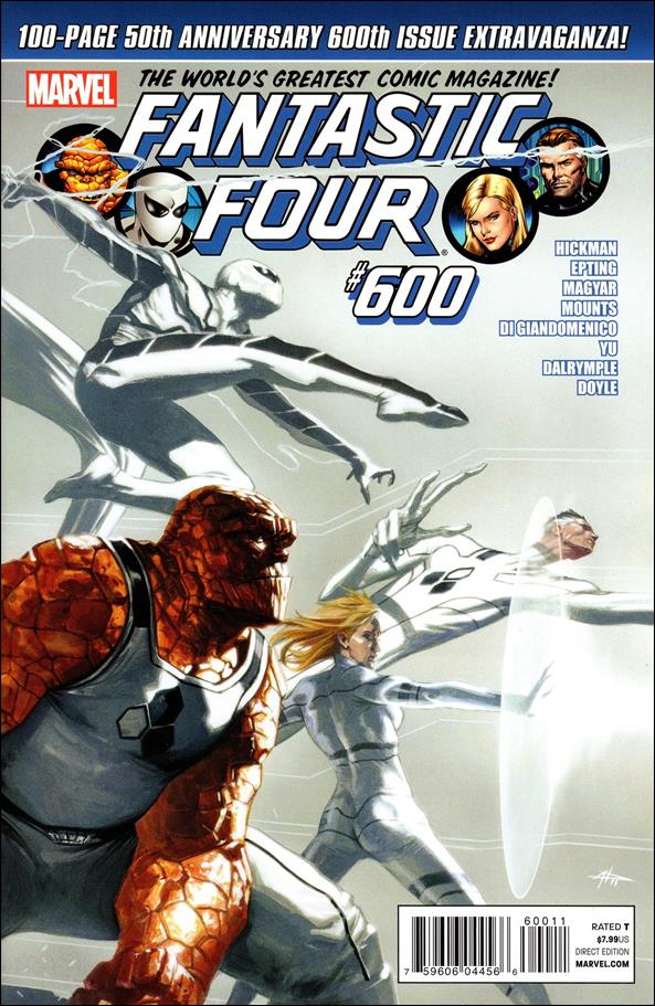 Fantastic Four (1961) 600-A by Marvel