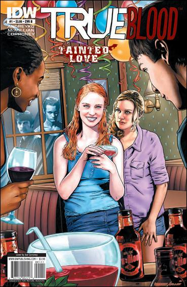 True Blood: Tainted Love 1-B by IDW