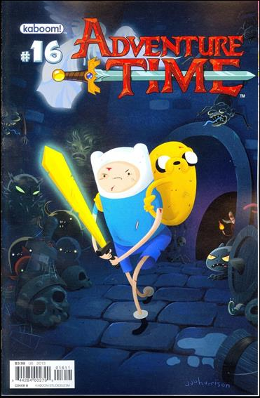Adventure Time 16-B by Kaboom!