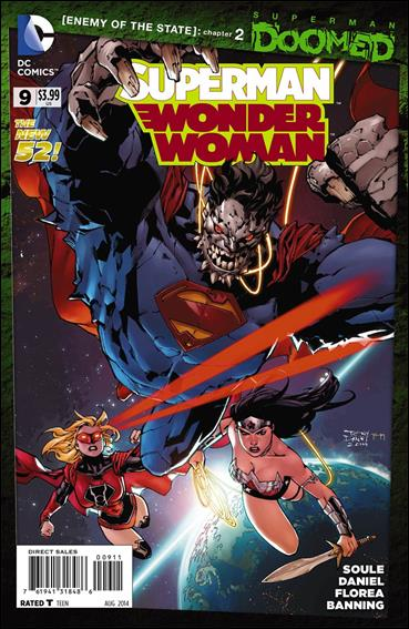 Superman/Wonder Woman (2013/12) 9-A by DC