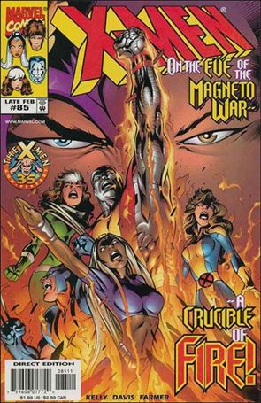 X-Men (1991) 85-A