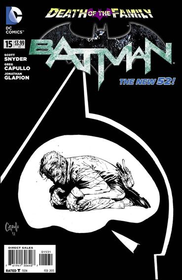 Batman (2011) 15-E by DC