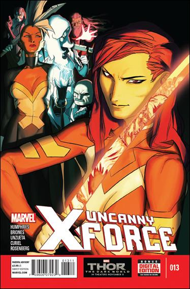 Uncanny X-Force (2013) 13-A by Marvel