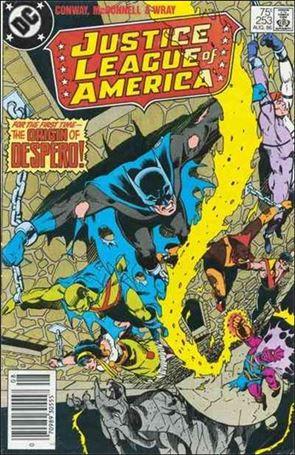 Justice League of America (1960) 253-A