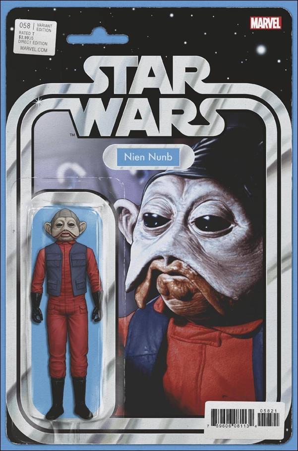 Star Wars (2015) 58-B by Marvel