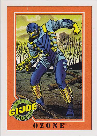 G.I. Joe (Base Set) 7-A by Impel