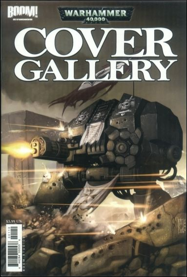 Warhammer 40,000: Cover Gallery nn-A by Boom! Studios