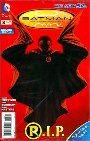 Batman Incorporated 8-B