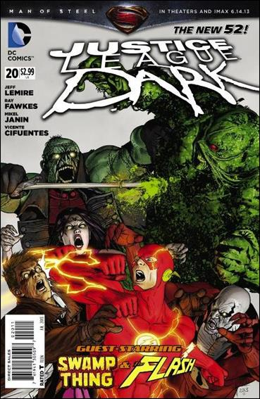 Justice League Dark 20-A by DC