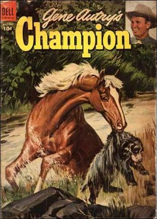 Gene Autry's Champion 14-A
