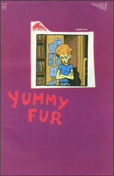 Yummy Fur 2-A by Drawn and Quarterly