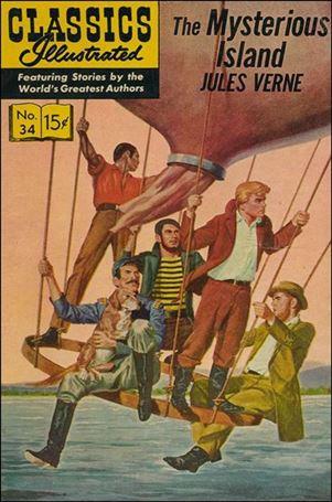 Classic Comics/Classics Illustrated 34-L