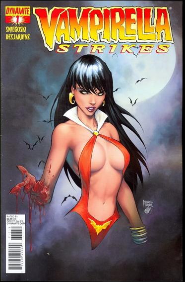 Vampirella Strikes (2013) 1-A by Dynamite Entertainment