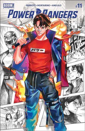 Power Rangers 11-E