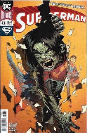 Superman (2016) 43-A