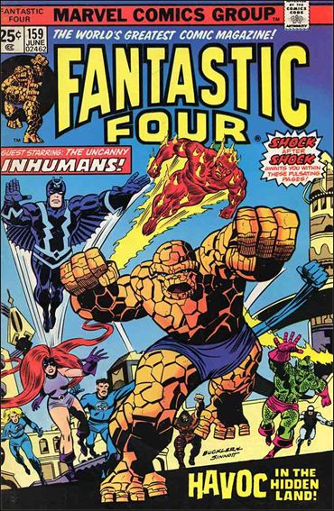 Fantastic Four (1961) 159-A by Marvel