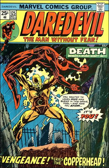 Daredevil (1964) 125-A by Marvel