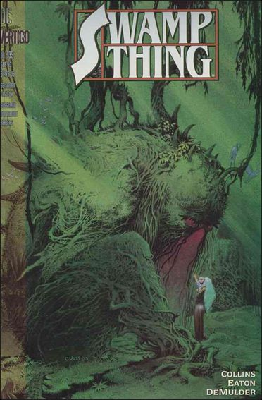 Swamp Thing (1986) 135-A by Vertigo