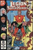 Legion of Super-Heroes (1980) 296-A