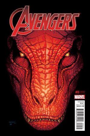 Avengers (2015) 0-B