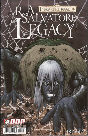 Forgotten Realms: The Legacy 1-A by Devil's Due