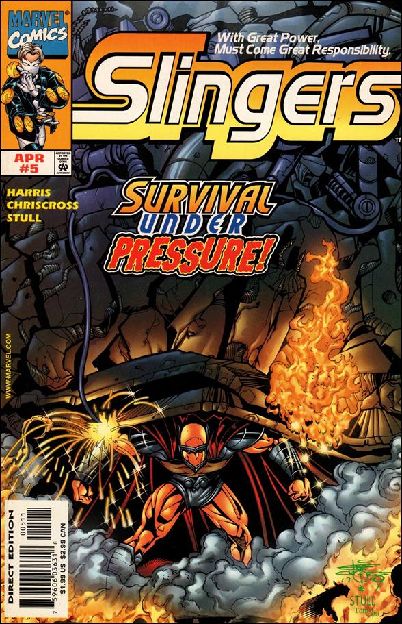 Slingers 5-A by Marvel