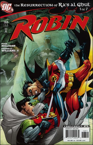 Robin (1993) 168-A by DC