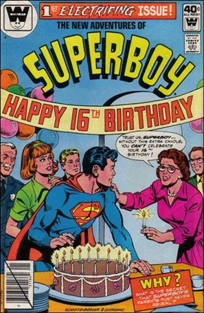 New Adventures of Superboy 1-B