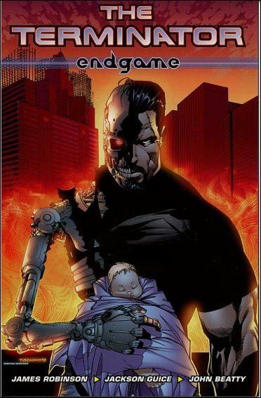 Terminator: Endgame nn-A by Dark Horse