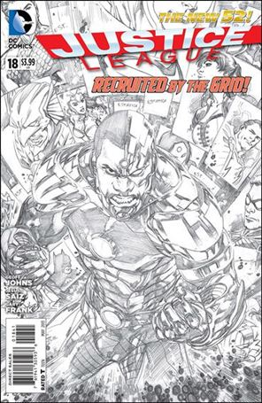 Justice League (2011) 18-E