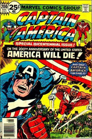 Captain America (1968) 200-A by Marvel