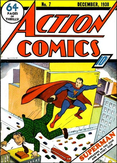 Action Comics (1938) 7-A by DC
