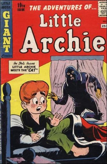 Little Archie 19-A by Archie